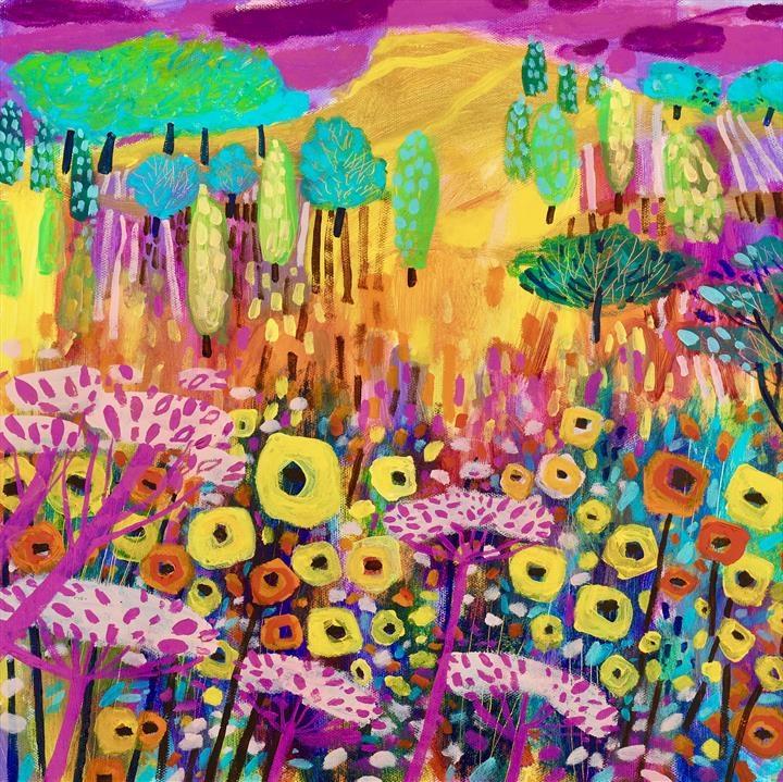 Claire West Landscapes